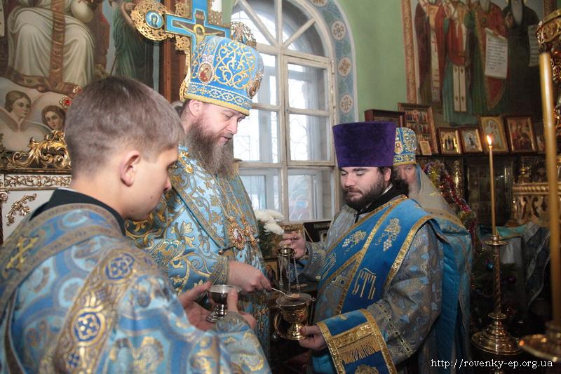 Должанский собор. Второй день Рождества Господня